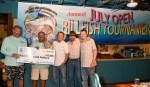 Sodium Wins Virgin Islands July Open Billfish Tournament