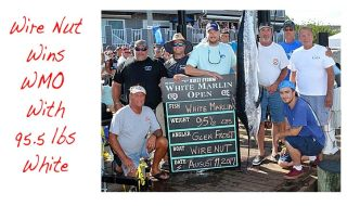 2017 White Marlin Open Updates- Griffin Leads With 86 lbs. WM