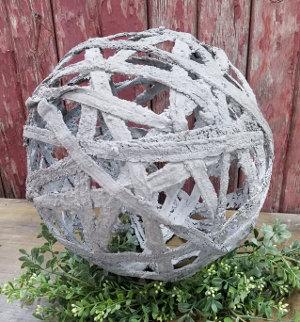 concrete sphere workshop