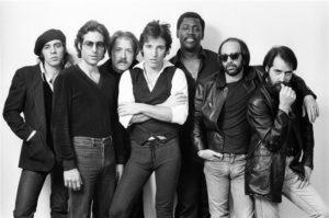 The E Sreet Band,1977