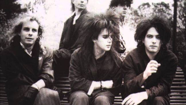 The Cure - Friday I'm in love 2