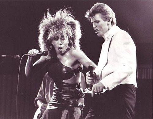 Tina Turner With David Bowie