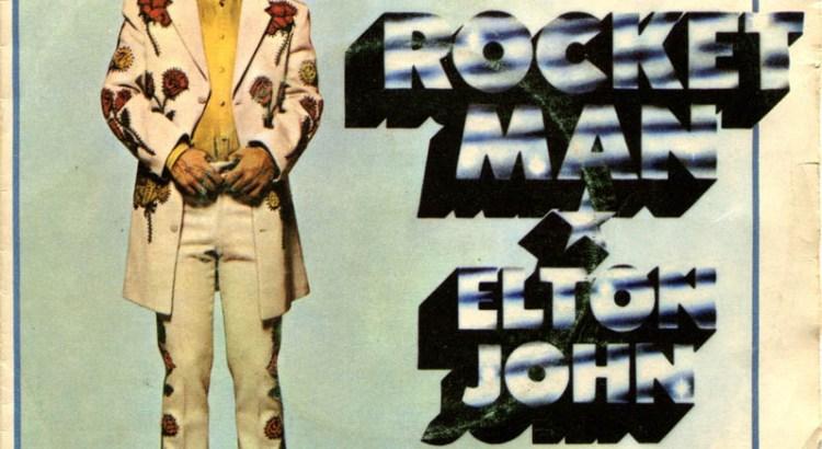 Elton John Rocket Man