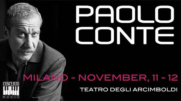 Paolo Conte - Arcimboldi