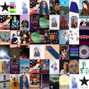 TOP 2016 - Brani - canzoni - classifica - cover - copertine