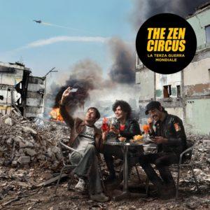 The Zen Circus - La terza guerra mondiale - COVER - top album italiani- 2016