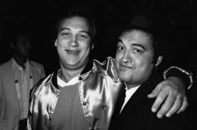 Jim e John Belushi