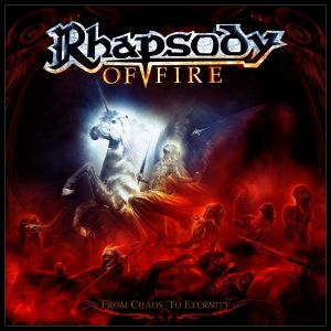 FROM CHAOS TO ETERNITY - RHAPSODY OF FIRE (2011)