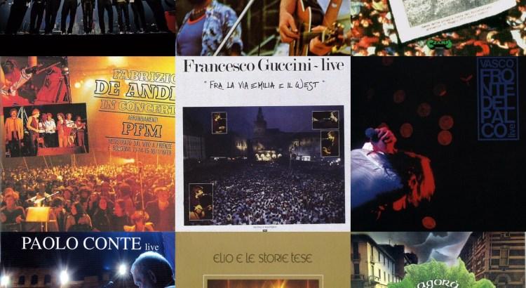 Live Italiani copertina
