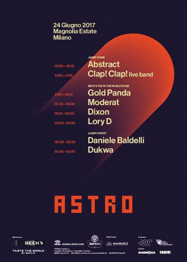 Astro Fetival 2017
