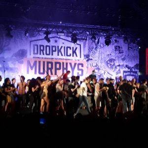 Flogging Molly & Dropkick Murphys