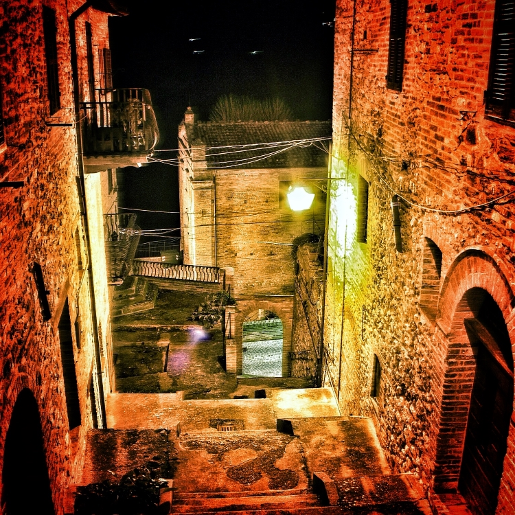 The quiet charm of Le Marche shire 2 Montefortino