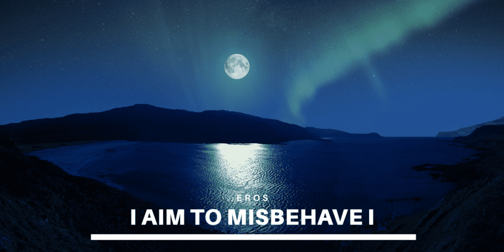 The Night's Homecoming: I Aim to Misbehave, Part I
