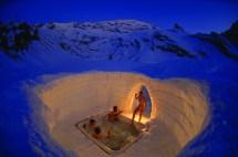 Igloo Hot Tub Switzerland