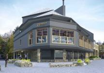 Pod Hotel Coming Whistler Inthesnow