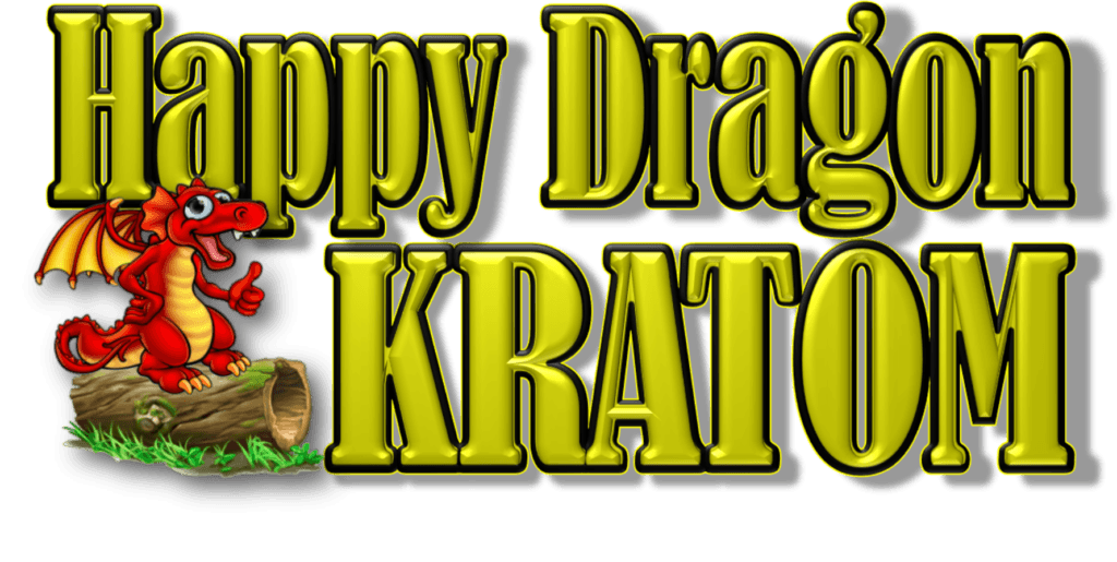 Happy Dragon Kratom Logo