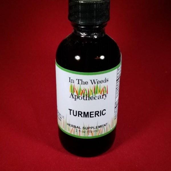 Turmeric Tincture