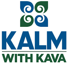 Kalm with kava logo