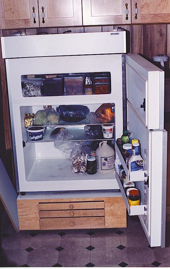 Sunfrost Refrigerator