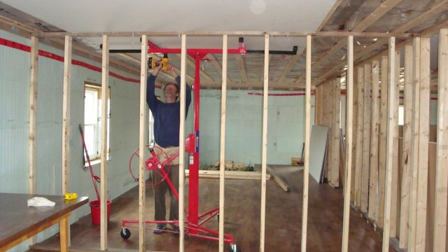 Partitions and Drywall