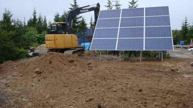 3200 Watt Solar Array Nova Scotia
