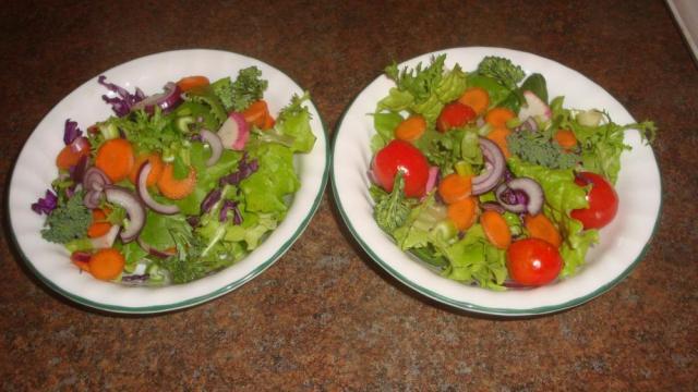 Winter's Salad