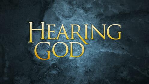 Learn To Hear God's Voice