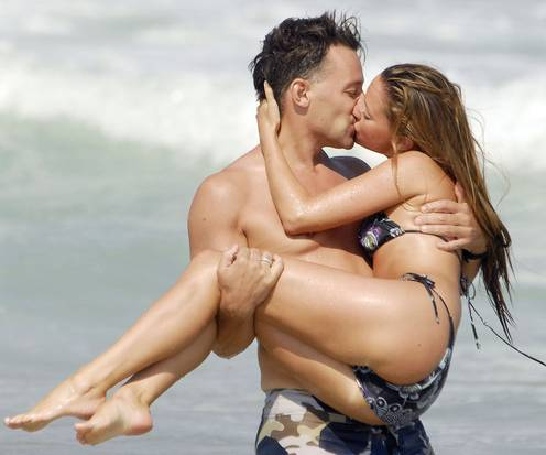 Sex On The Beach Can Be Very Romantic Jlp
