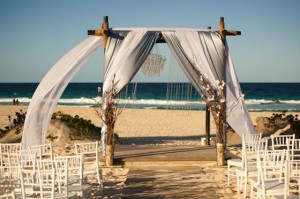 Arches And Decor Intimate Miami Beach Weddings Small