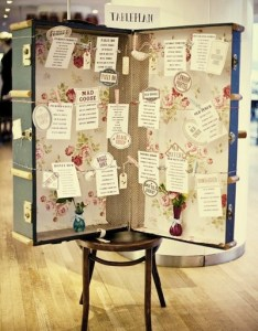 These are some of my favorite vintage inspired seating charts also for your small wedding rh intimateweddings