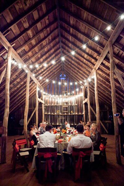 10 Barn Wedding Decor Ideas