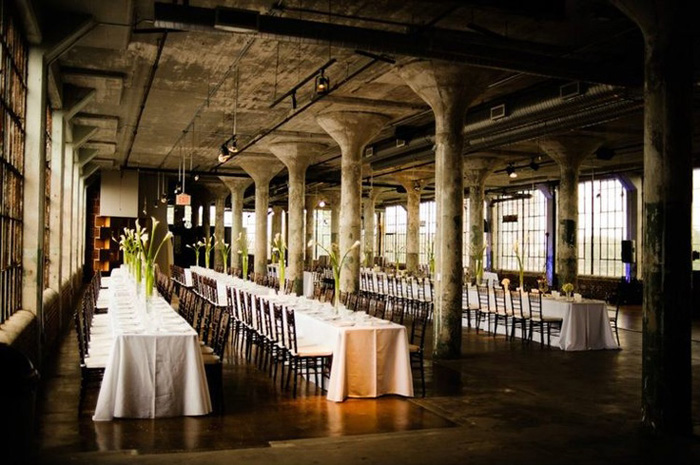 Wedding Trends The Loft Wedding