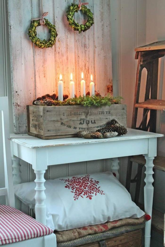 Christmas Wedding Table Decor Ideas