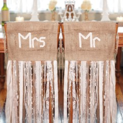 Burlap Chair Covers Ideas Folding For Wedding 10 Creative Decor Intimate Weddings Small Country Photo By Monique Arrighi Http Www Marrighi