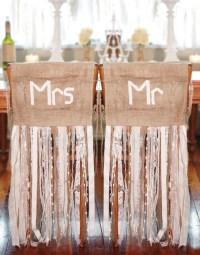 10 Creative Chair Decor Ideas | Intimate Weddings - Small ...
