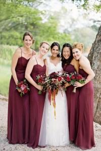 Marsala: Wedding Inspiration | Intimate Weddings - Small ...