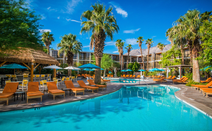 Palm Springs Intimate Wedding Venues  The Riviera Palm