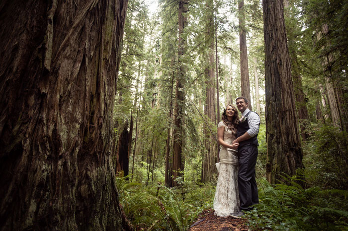 Image result for wedding in forest