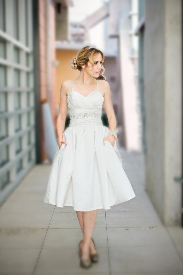 10 Beautiful Short Wedding Dresses  Intimate Weddings  Small Wedding Blog  DIY Wedding Ideas