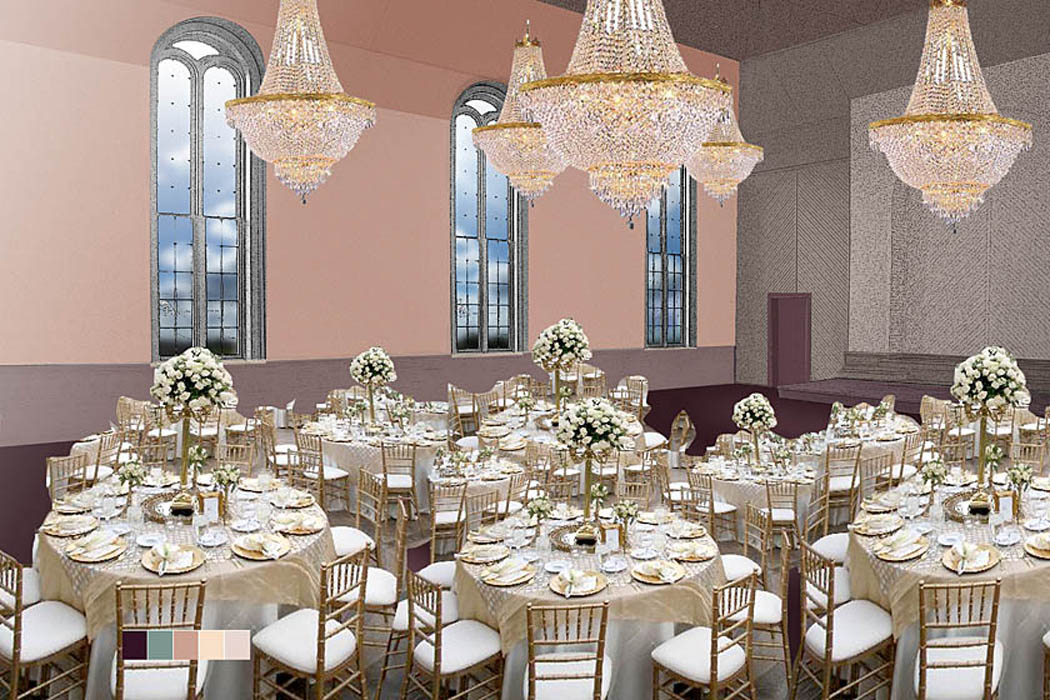 The Grand Victorian Wedding and Events Destination