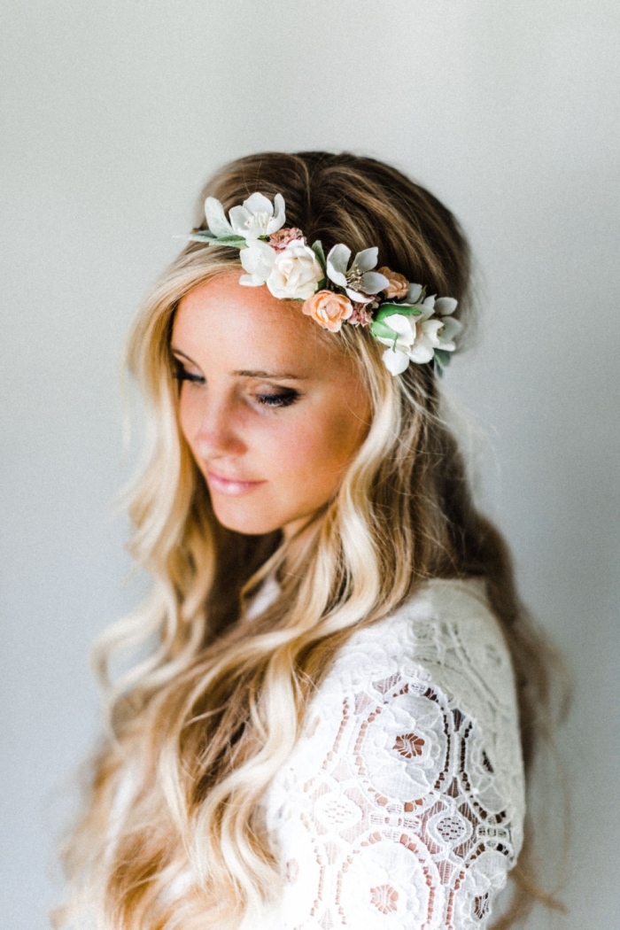 12 Gorgeous Handmade Hair Accessories Intimate Weddings