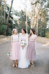 12 Drop-Dead Gorgeous Tulle Skirts for Your Bridesmaids ...
