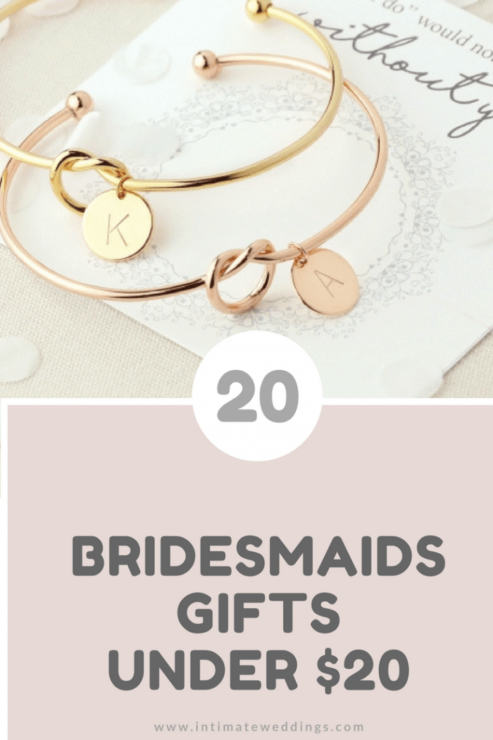 bridesmaid gifts gift ideas
