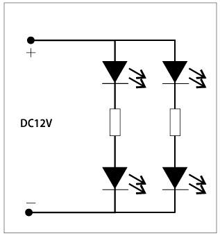 Summit 2x2 LED Sign Module