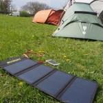 Suaoki – 25W USB Solar Panel