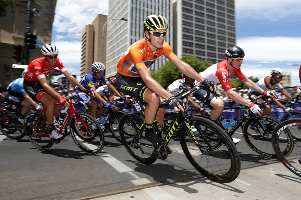 Getty Photographs. Defending champion Daryl Impey will lead Mitchelton-SCOTT  on the Tour Down Below ... 9bd6d4f42