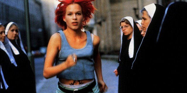 Run Lola Run (1998) Time Loop