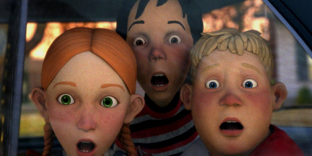 film monster house into