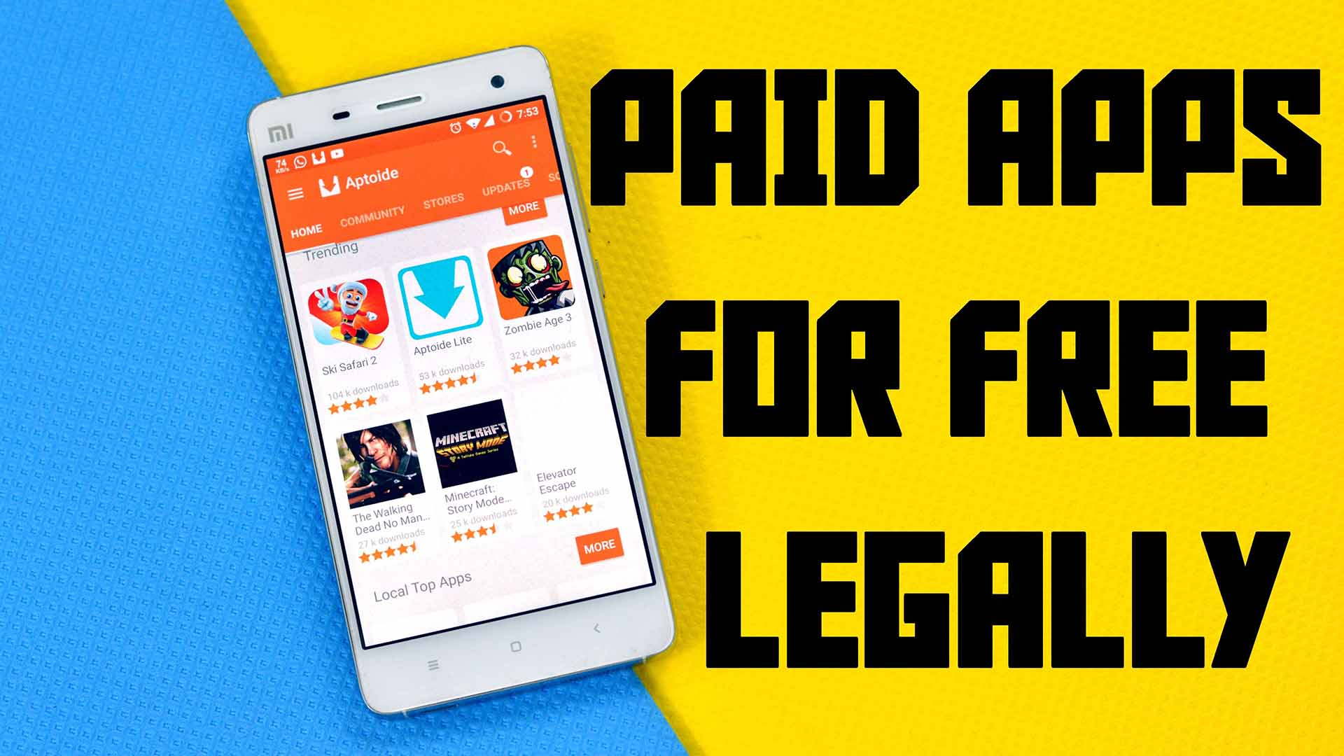 Get android paid Apps for free with 30+ Methods without Root