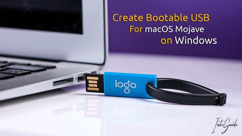 create a Bootable macOS Mojave USB Installer on windows